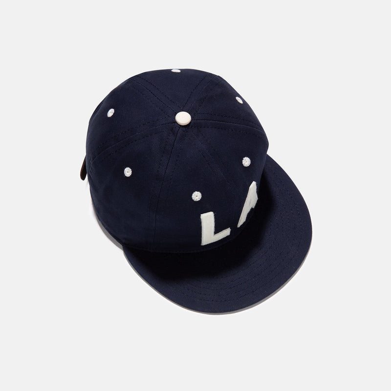 Ebbets Field Los Angeles Cotton Vintage Ballcap