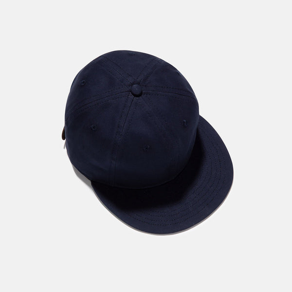 Ebbets Field Navy Cotton Vintage Ballcap