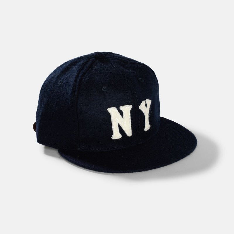Ebbets Field New York Wool Vintage Ballcap 3