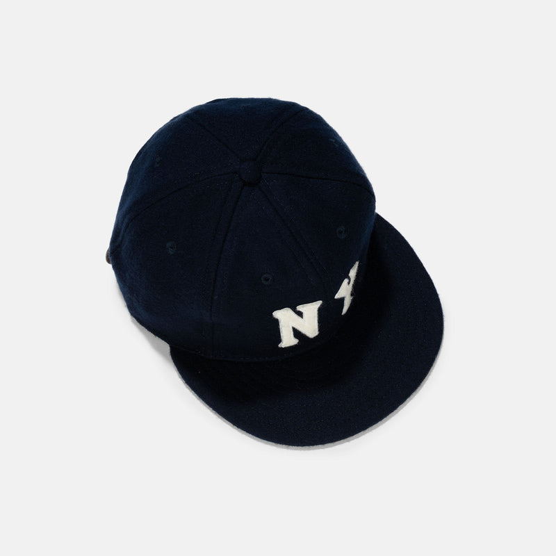 Ebbets Field New York Wool Vintage Ballcap