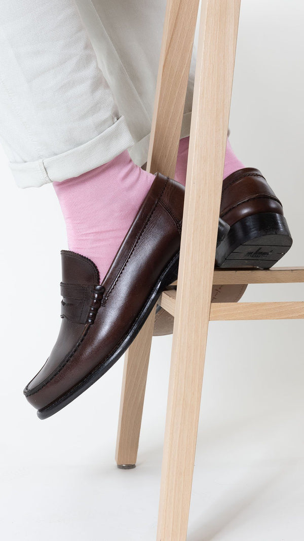 Falke Tiago Pale Rose Socks