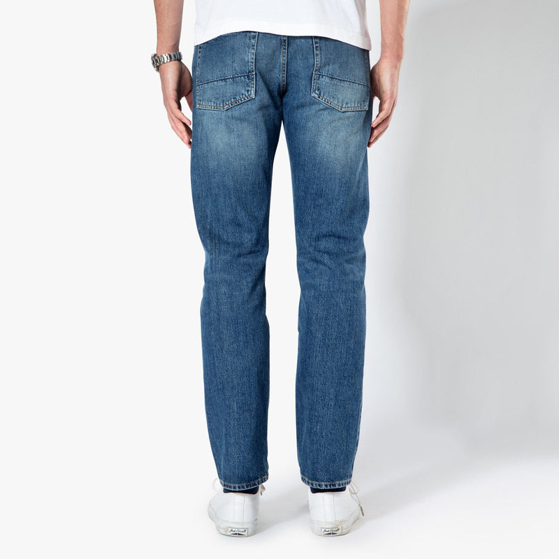 Fortela John Blue Denim Jeans 5