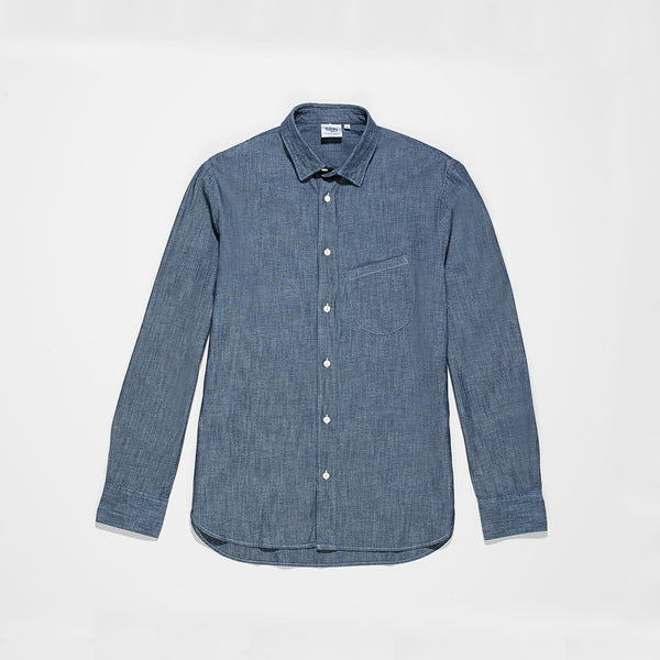 Grivec Bros Chambray Longsleeve Work Shirt