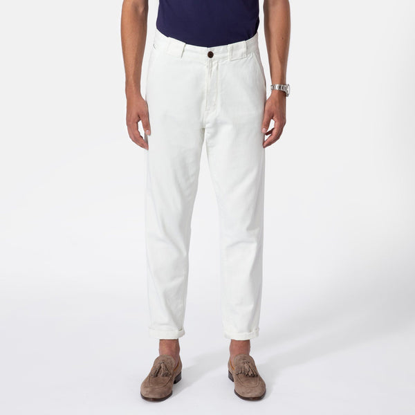 Grivec Bros White Locker Chino