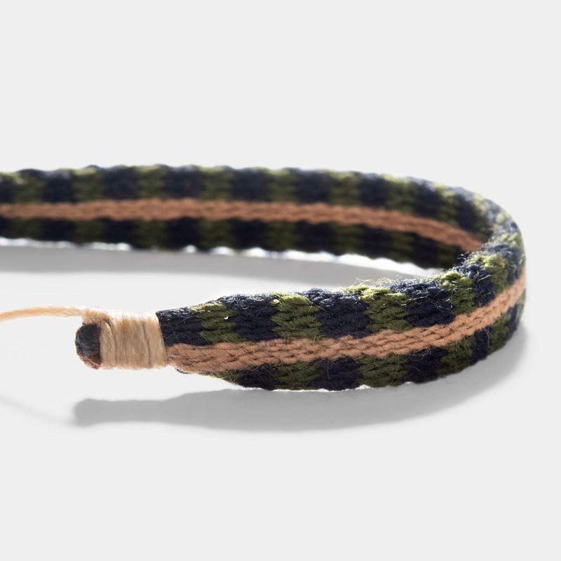 Guanabana Handmade Captain Bracelet Jungle