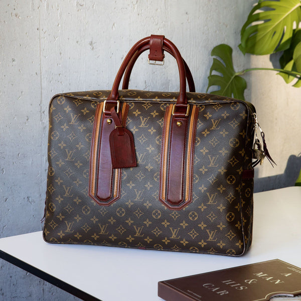 Louis Vuitton Monogram Canvas Bequia Porte-Document Geant