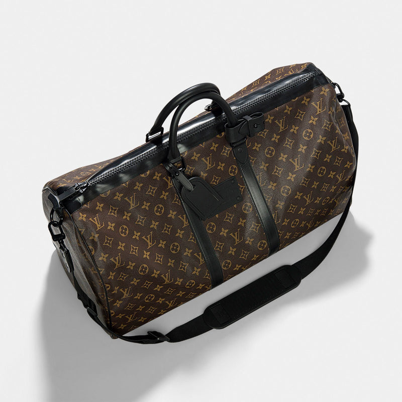 Louis Vuitton Waterproof Keepall 55 Bandoulière