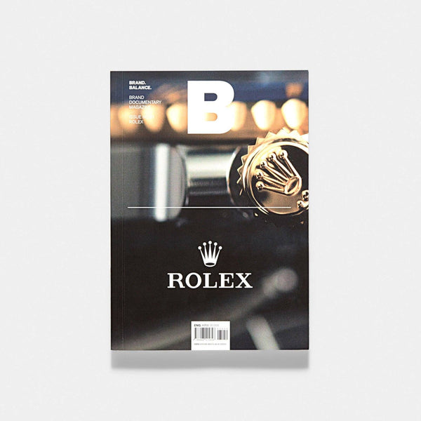 Magazine B Issue 41 ROLEX