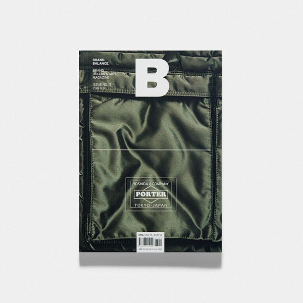 Magazine B Issue 17 PORTER