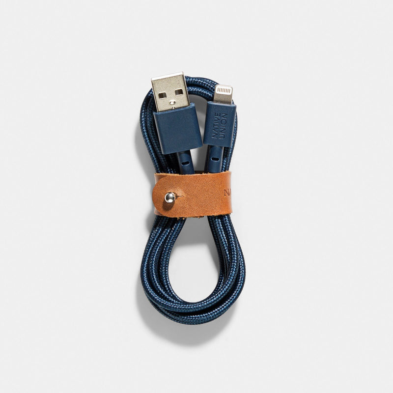 Native Union Belt Cable Marine