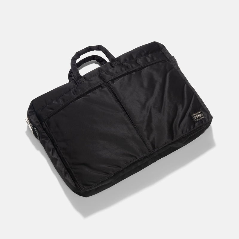 Porter Tanker 2Way Brief Case Black