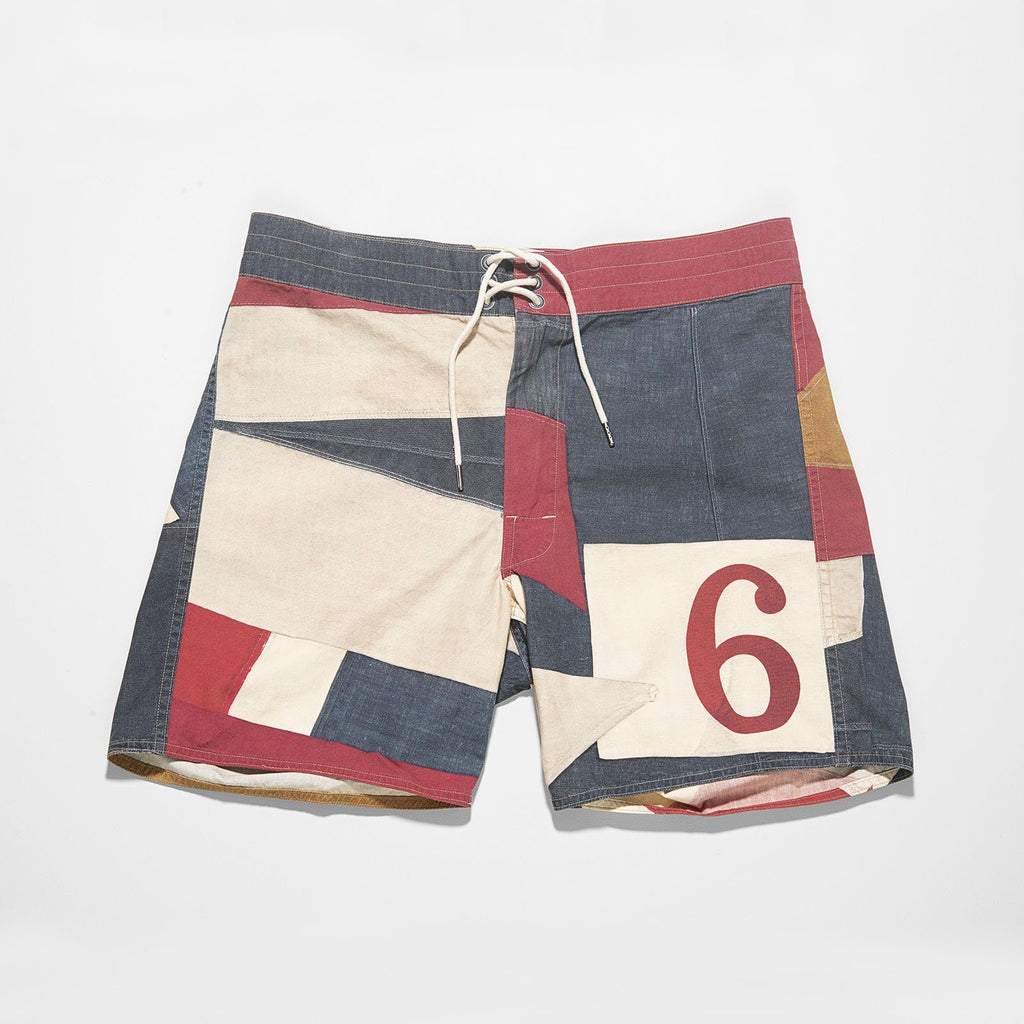 Ralph Lauren Double RL Hermosa Flat Short