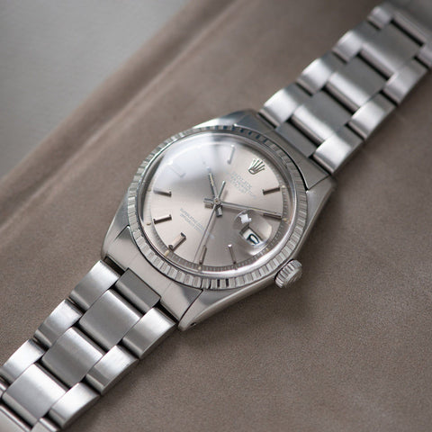 Rolex Datejust Grey Sigma Dial 1603
