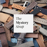 Mystery Leather Watch Strap Special