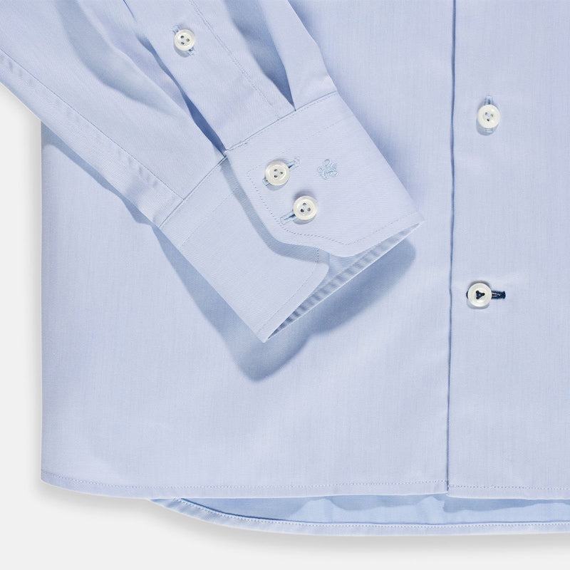 Van Laack Rivara Light Blue Business Shirt 2