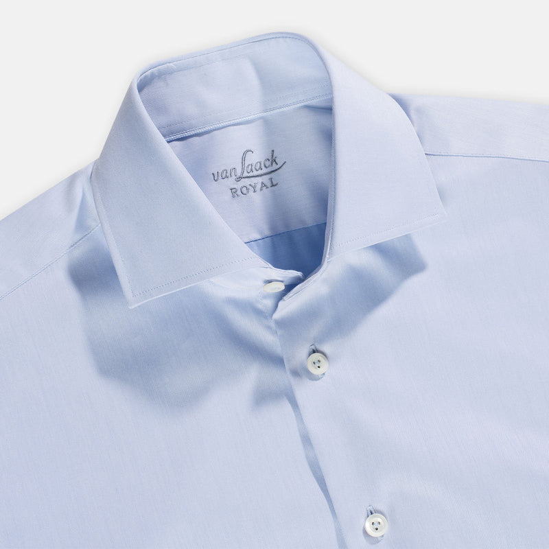Van Laack Rivara Light Blue Business Shirt 3