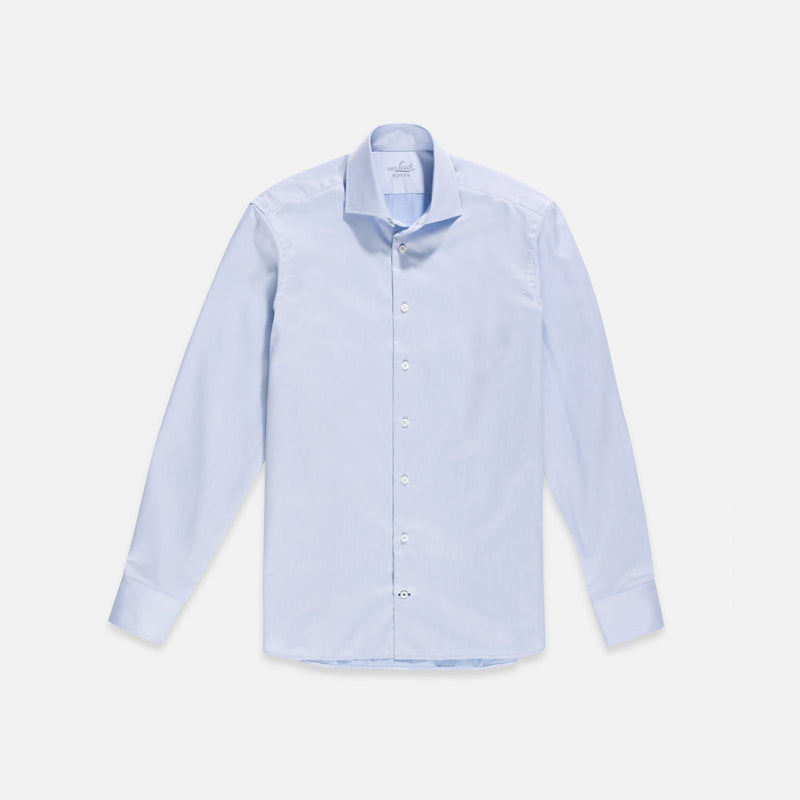 Van Laack Rivara Light Blue Business Shirt