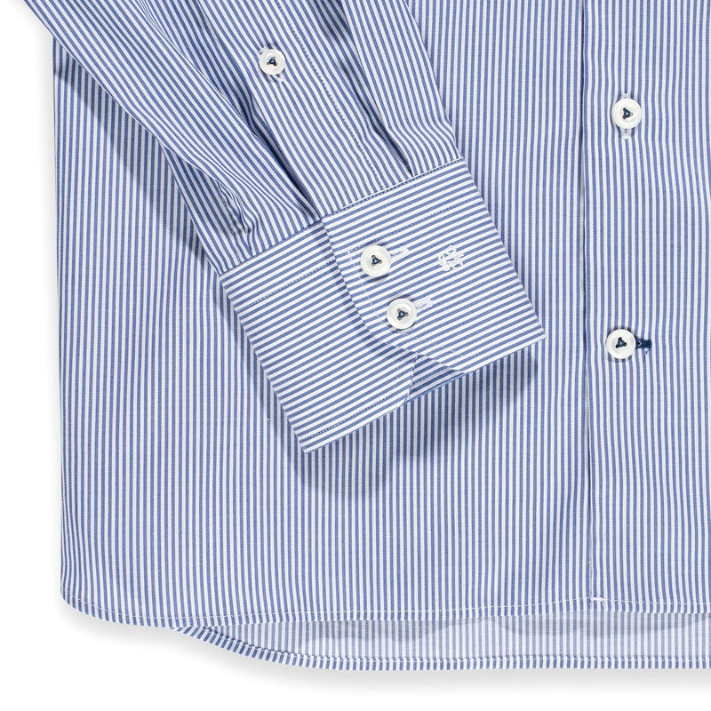 Van Laack Rivara Striped Business Shirt 3