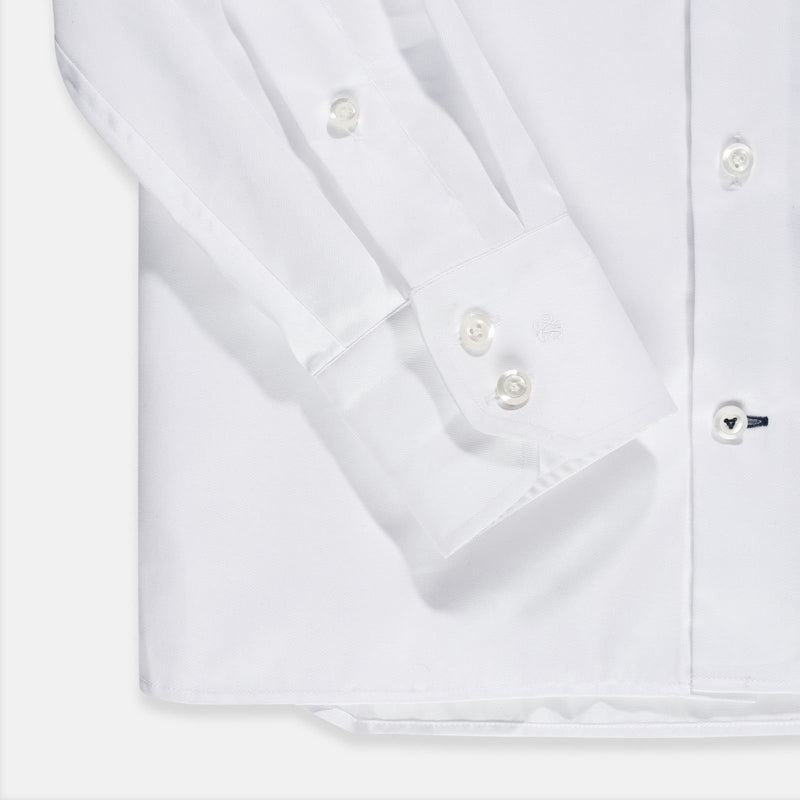 Van Laack Rivara White Business Shirt 3