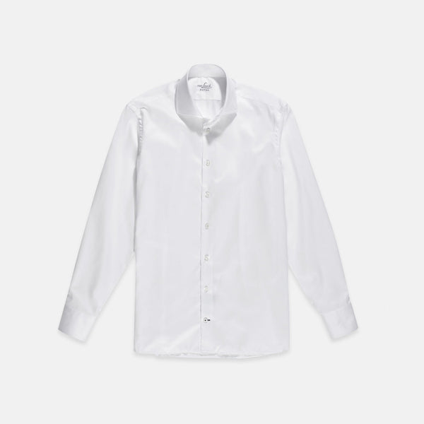 Van Laack Rivara White Business Shirt