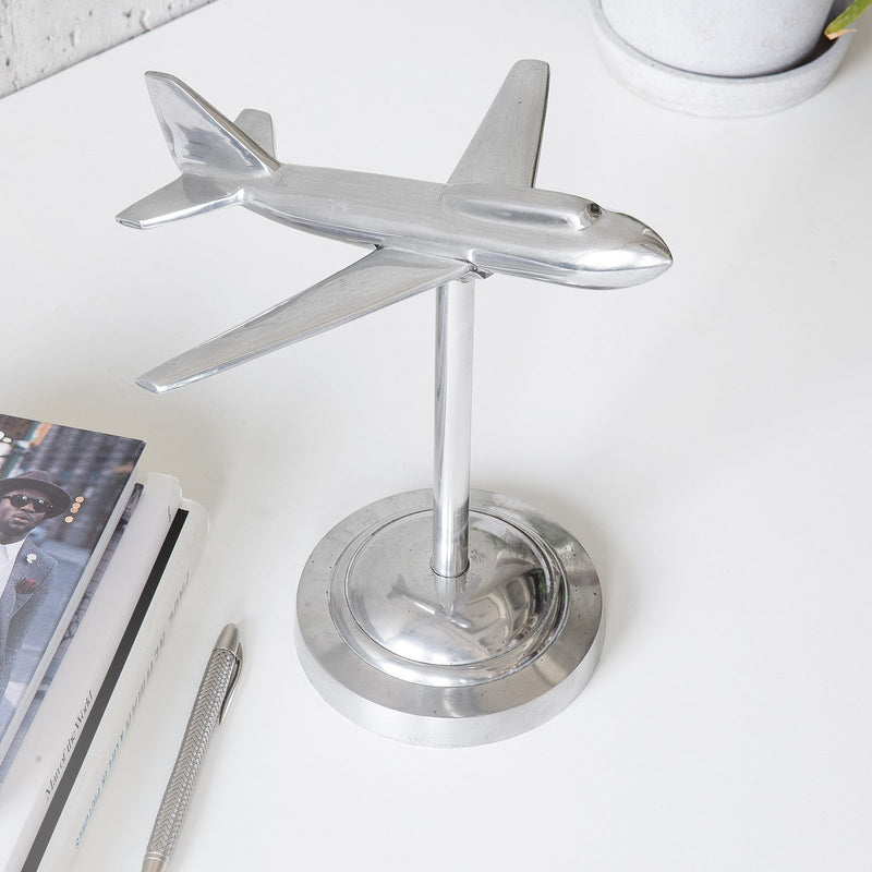 Vintage Desk Model Airplane