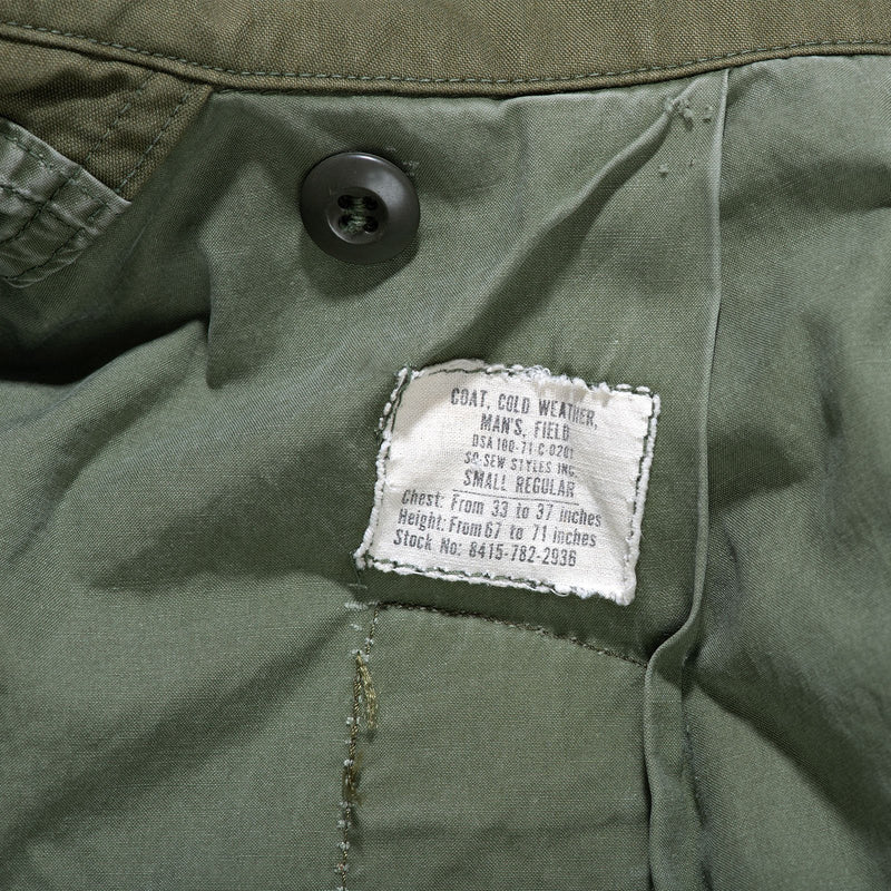 Vintage Air Force M-65 Field Jacket