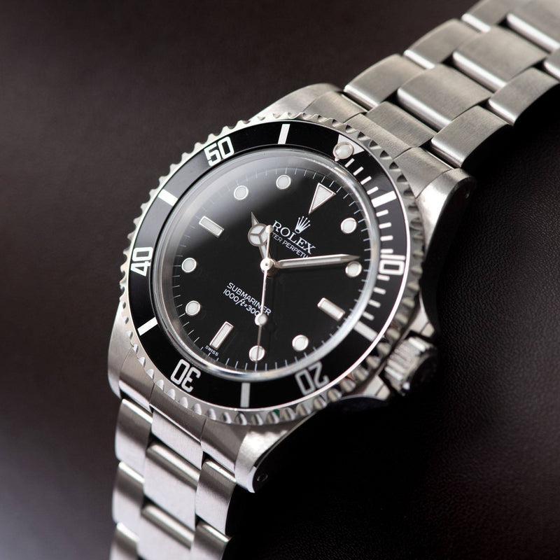 Rolex Submariner Swiss Only Dial Reference 14060