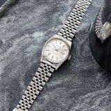 Rolex Datejust Silver Dial 16030 with Jubilee bracelet ref 62510H
