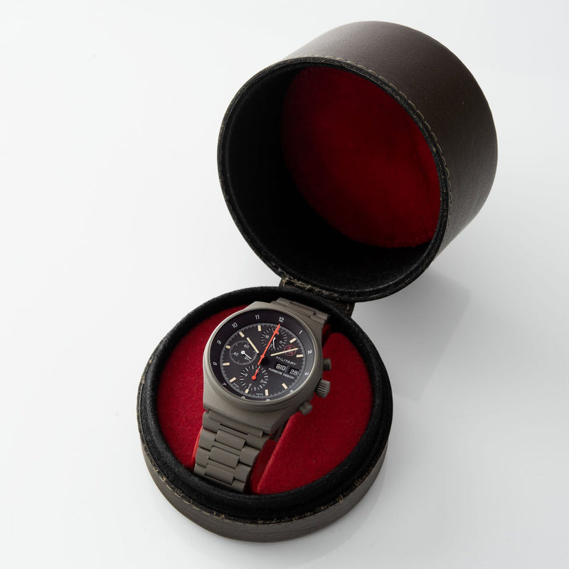 Porsche Design by Orfina 'Military' Chronograph Reference 7177 with Original Porsche Design box
