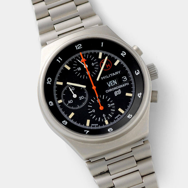 Porsche Design by Orfina Chronograph Matte Finish Reference 7177