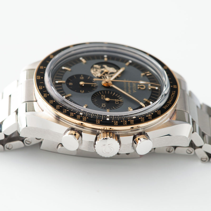 Omega Speedmaster Apollo 11 50th Anniversary Limited Edition 42mm steel case