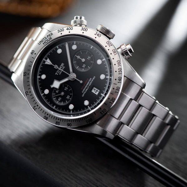 Tudor Black Bay Chronograph Steel Full Set