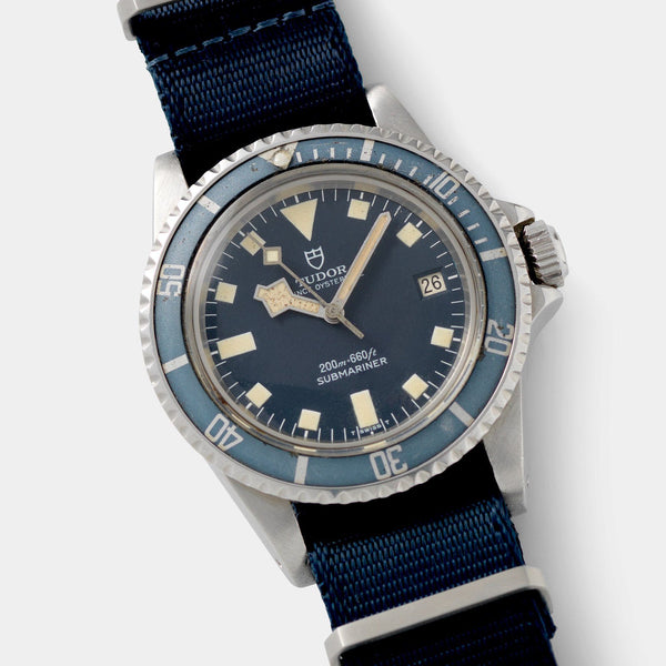 Tudor Jamaican Defence Force Issued Submariner Ref 94110 with beautiful faded bezel