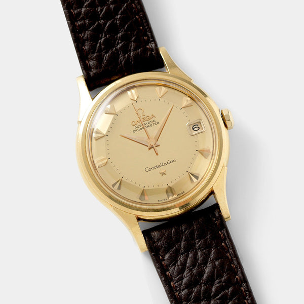 Omega Constellation 18ct Yellow Gold Ref. 1493
