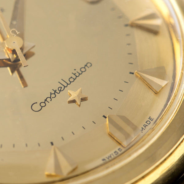 Omega Constellation 18ct Yellow Gold