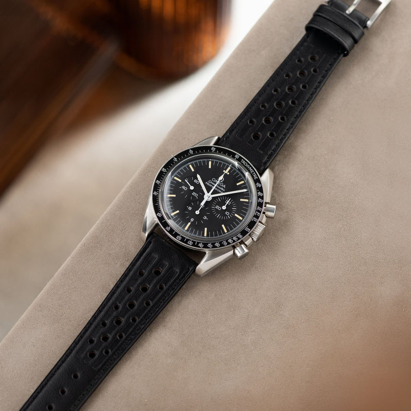 Omega Speedmaster Professional ST 145.022  on a Bulang and Sons 'Speedmaster' strap