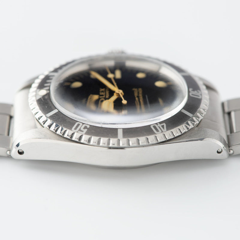 Rolex Submariner 5513 Gilt Underline Dial