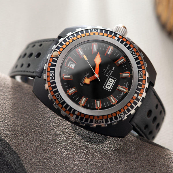 Enicar Sherpa Star Diver 147-05-02