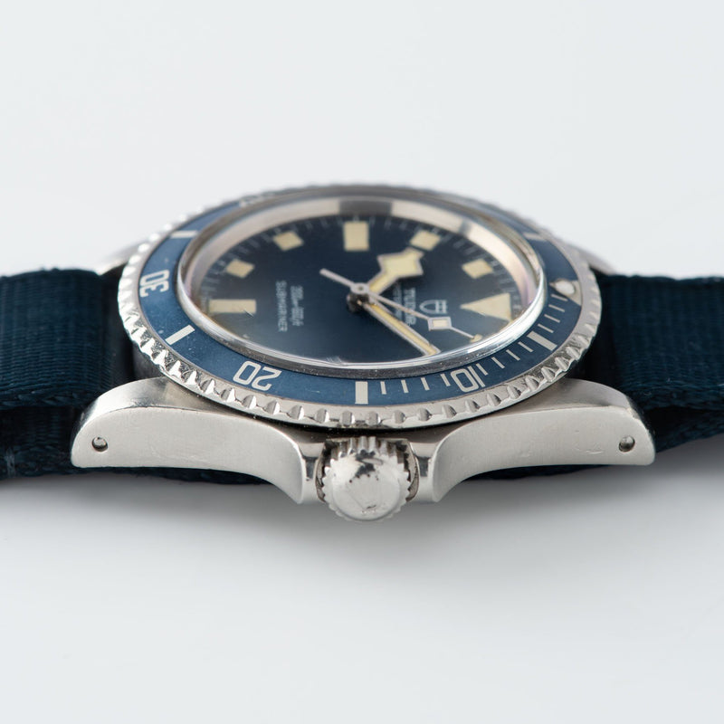 Tudor Marine Nationale MN78 Submariner 9401 with Provenance/Ledgers Rolex crown