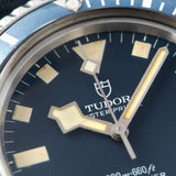 Tudor Marine Nationale MN78 Submariner 9401 with Provenance/Ledgers logo on dial