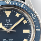 Tudor Marine Nationale MN78 Submariner 9401 with Provenance/Ledgers bezel insert