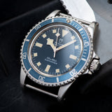 Tudor Marine Nationale MN78 Submariner 9401 with Provenance/Ledgers original owner