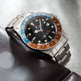 Rolex 1675 Gilt Dial GMT Master mood image