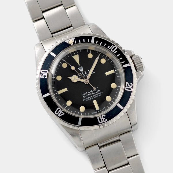 Rolex Submariner 5512 Meters-First Matte Dial