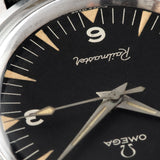 Omega Railmaster 135.004-63 with Archive Extract