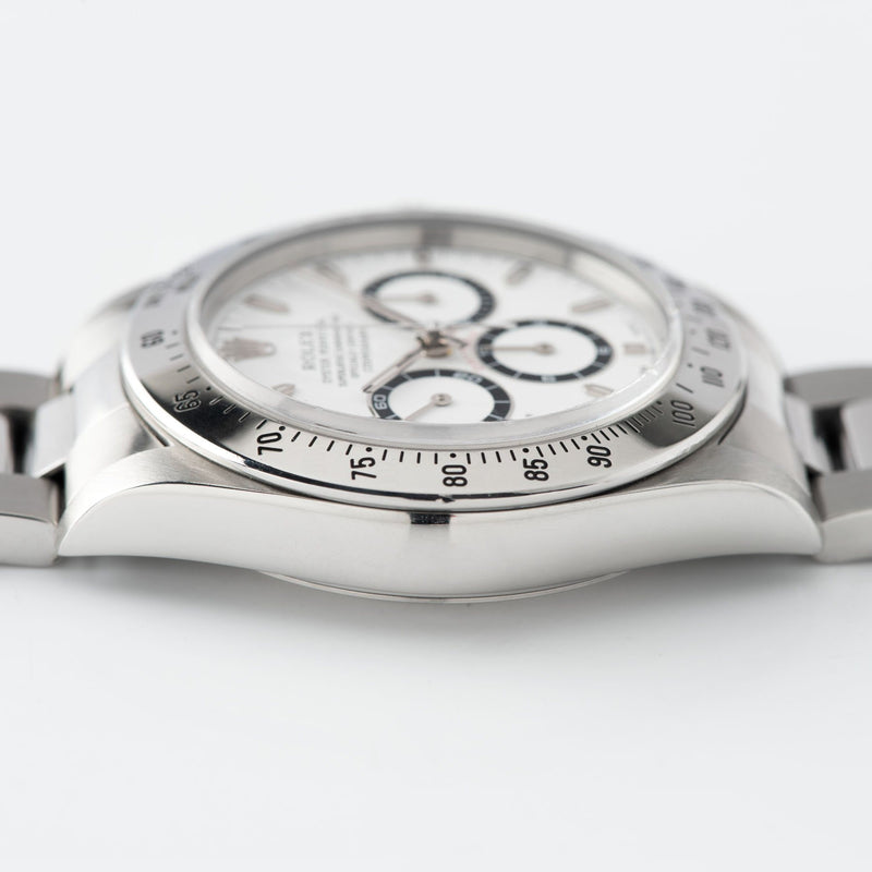 Rolex Daytona Steel 16520 White Dial T-Series