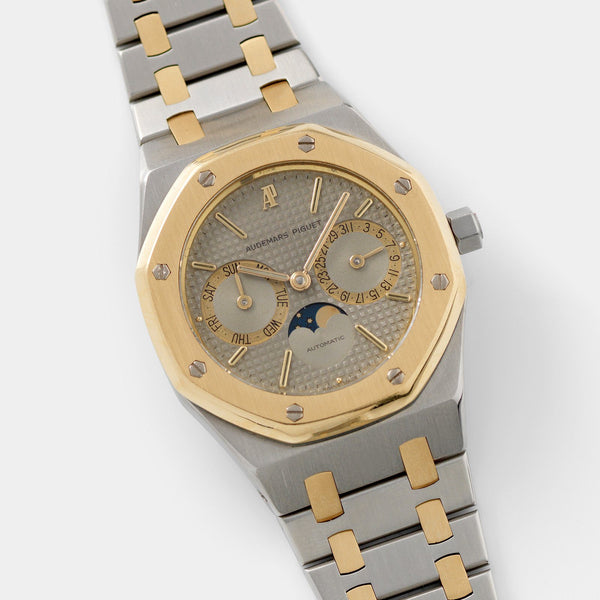 Audemars Piguet Royal Oak Steel and Gold Day Date 25594SA