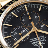 Omega Golden Nugget Yellow Gold Speedmaster 31945000