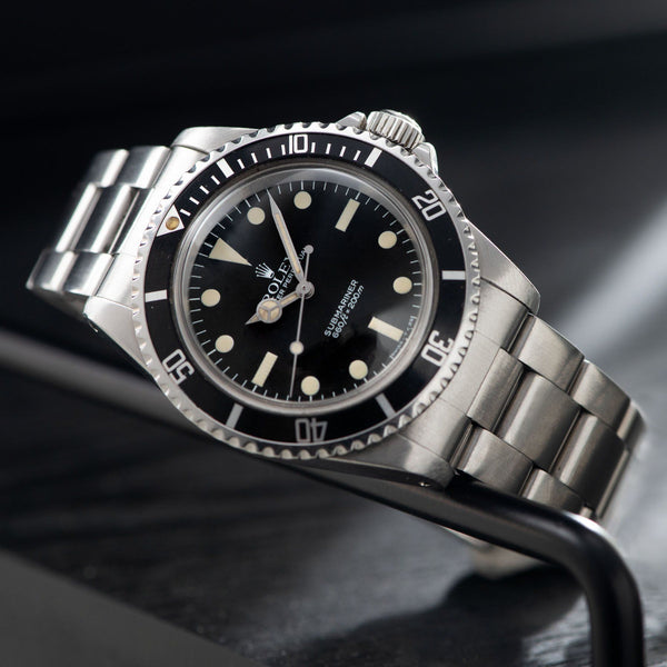 Rolex 5513 Submariner Mk5 Maxi Box and Papers