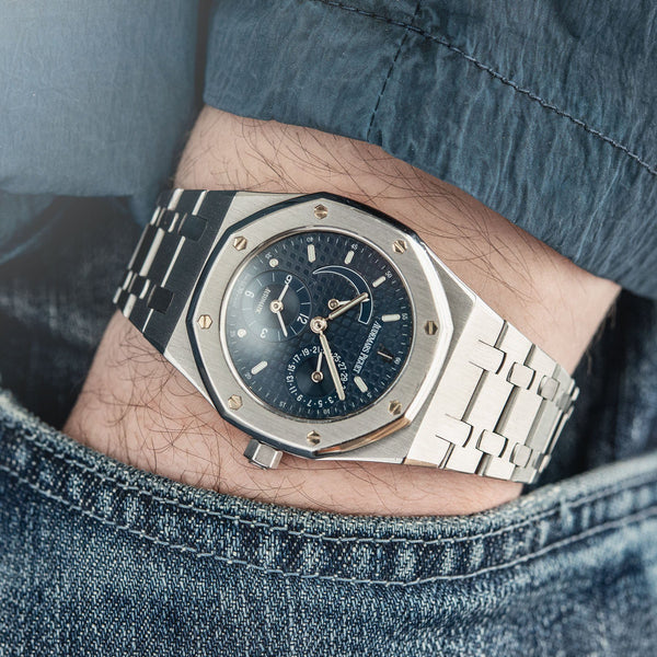 Audemars Piguet Royal Oak Dual Time Reference 25730ST